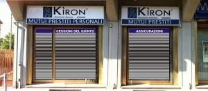 KIRON vetrine